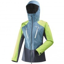 VESTE TRILOGY V ICON DUAL GTX LADY SAPHIR GREEN