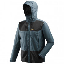 VESTE GRAND MONTETS GTX JACKET ORION BLUE/NOIR
