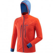 VESTE PIERRA MENT II ORANGE - TAILLE XS