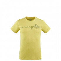 TEE SHIRT MC BOREN ORION WILD LIME
