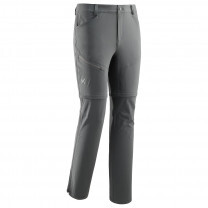 PANTALON TREKKER STRETCH ZIP-OFF II CASTLE GREY - 2020