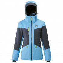 VESTE ALLAIS LADY LIGHT BLUE/ORION BLUE