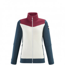 POLAIRE BOVEN FLEECE LADY MOON WHITE