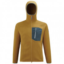 POLAIRE ABRASION FLEECE HOODIE HAMILTON / ORION BLUE