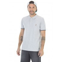 POLO BARRET GRIS