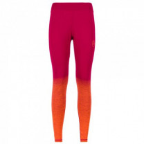 LEGGING PATCHA BEET/LILY ORANGE - TAILLE L