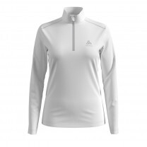 PULL MANCHES LONGUES ½ ZIP ORSINO LADY WHITE