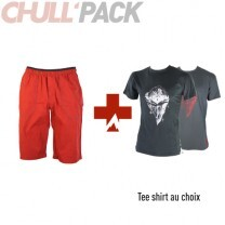 PACK  SHORT CLIMB-ONE + T-SHIRT CLIMB ONE
