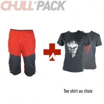 PACK 3/4 PANT CLIMB-ONE + T-SHIRT CLIMB ONE