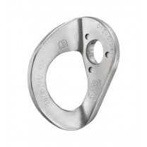 PLAQUETTE COEUR STAINLESS 10mm