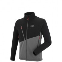 VESTE POLAIRE ELEVATION POWER NOIR