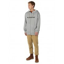 SWEAT A CAPUCHE ZIPPE OAK HOMME
