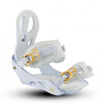 FIXATION RYTHM WHITE GOLD
