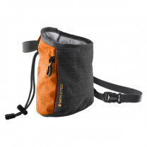 SAC A MAGNESIE SLATE 2.0 NOIR/ORANGE