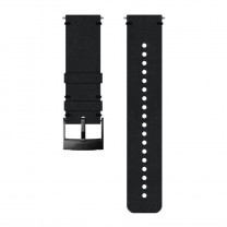 BRACELET URBAN 2 LEATHER STRAP - 24MM - BLACK SIZE M