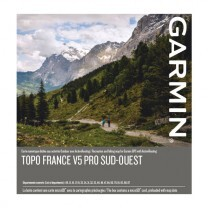 TOPO FRANCE V5 PRO, SUD-OUEST