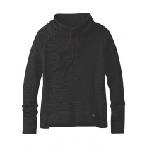 SWEAT TRANSLUCENT SWEATER BLACK