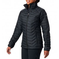 VESTE POWDER LITE LADY BLACK