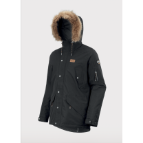 Veste Kodiak Black Picture Organic Clothing